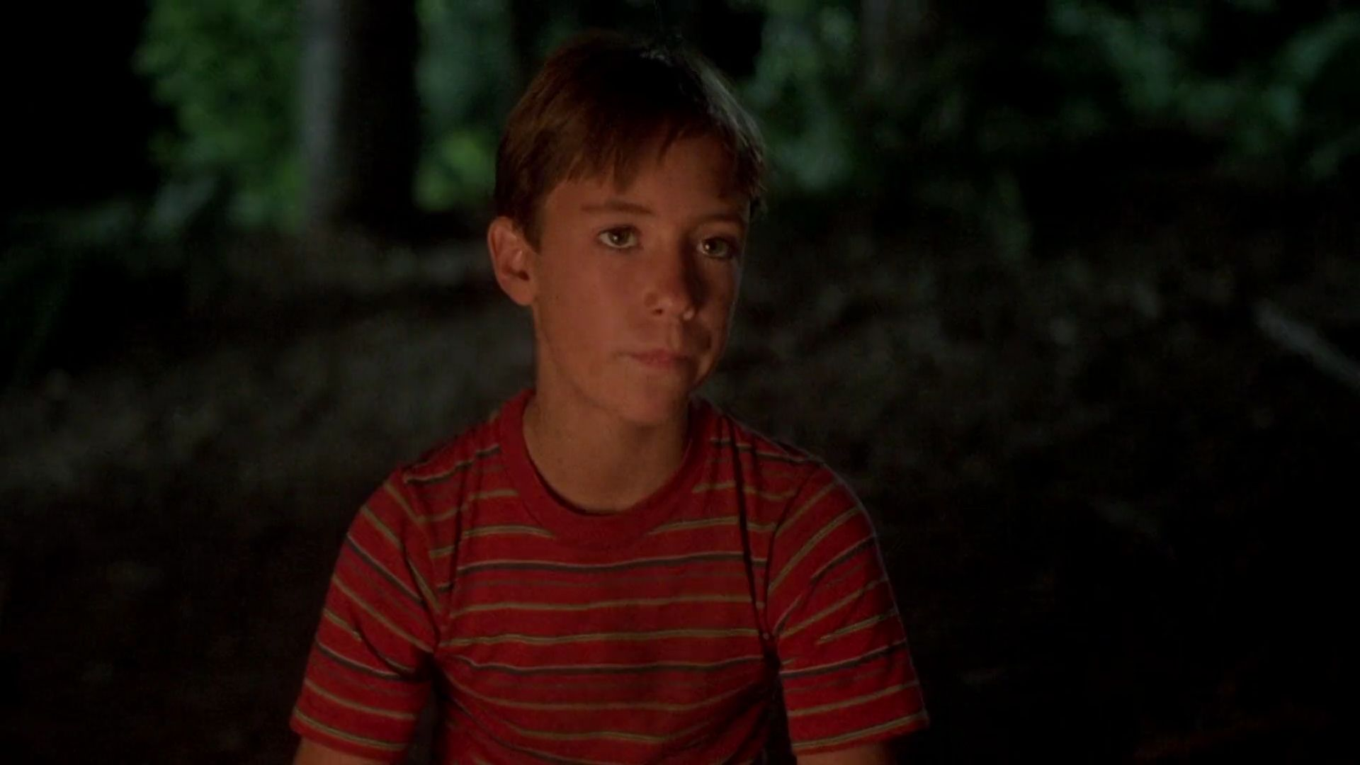 Wil Wheaton as Gordie in STAND BY ME ©︎ COLUMBIA PICTURES